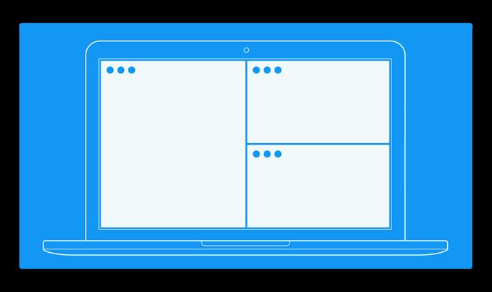 【Mac】「Magnet」バージョンアップで、垂直モニター・ワイドモニターに対応