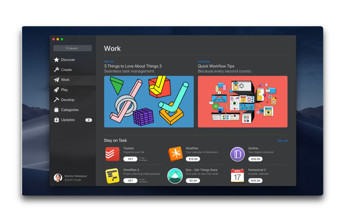 New Mac App Store 004 z