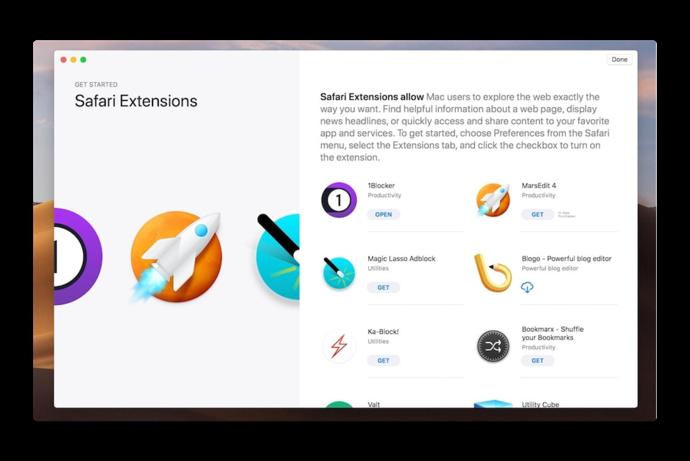Safari Extensions 001 z