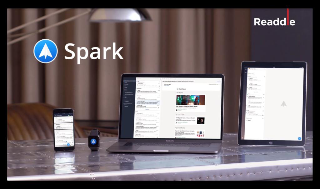 【Mac / iOS】Readdle、予約送信およびリマインダーのオプションなどを追加した「Spark by Readdle 2.0.5」をリリース
