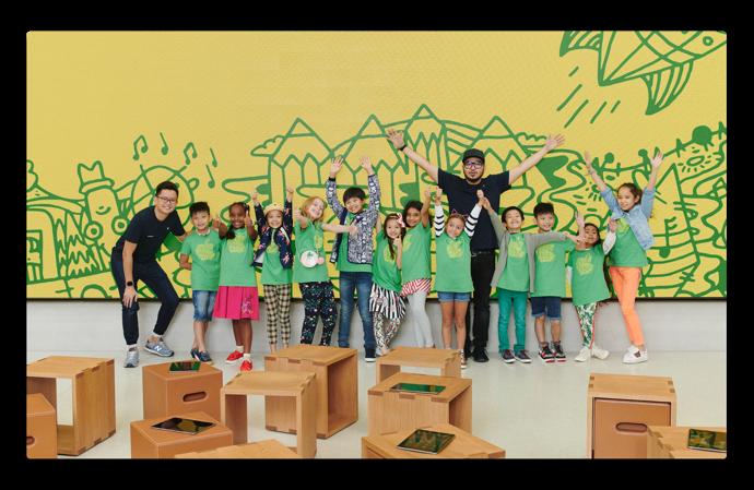 Apple Japan、子どもたちを教育する「サマーキャンプ」の申し込み開始の際の通知を受け取るためのサイトをオープン