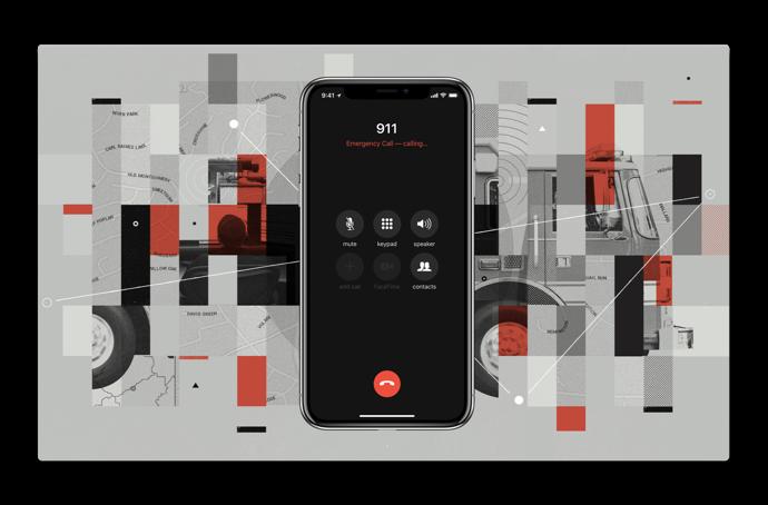 iOS 12、米国のiPhoneユーザーに自動的に安全に自分の位置情報を共有する新しい救命機能