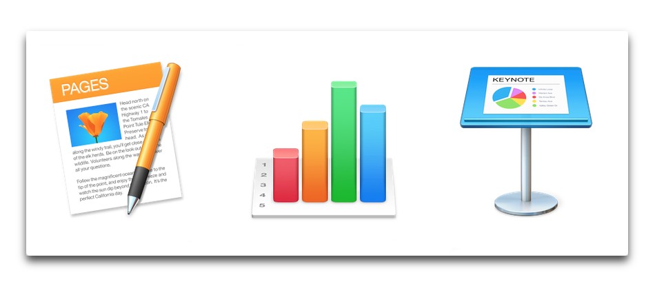 【Mac】Apple、「Pages 7.1」「Numbers 5.1」「Keynote 8.1」をリリース