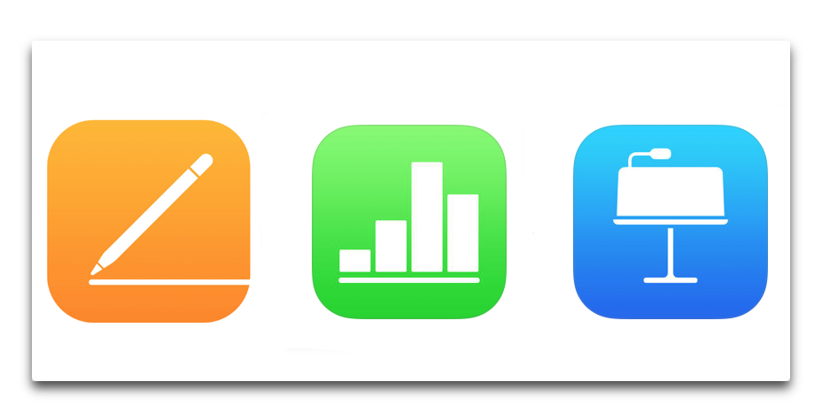 【iOS】Apple、「Pages 4.1」「Numbers 4.1」「Keynote 4.1」をリリース
