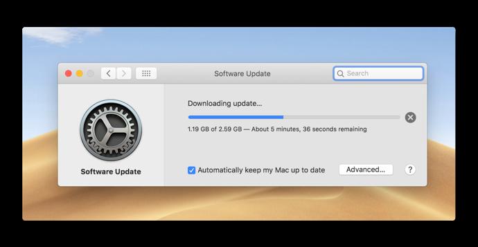 MacOS 10 14 Mojave beta 2 002 z