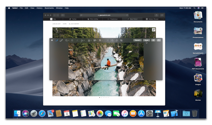 MacOS Mojave Screen Shot 002 z