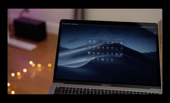 【macOS Mojave:新機能】50以上の変更と機能のハンズオンビデオを公開