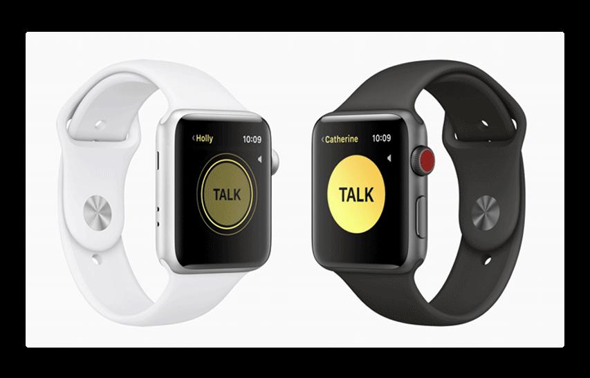 watchOS 5 beta 2の新機能、Walkie Talkie機能がアクティブに、ハンズオンビデオが公開