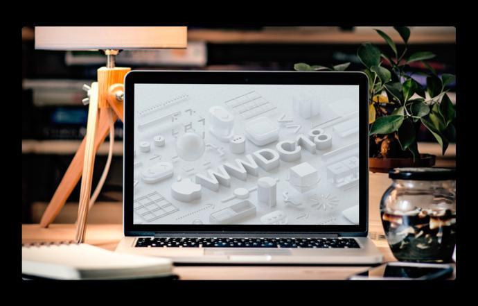 Apple、「WWDC 2018」の基調講演のライブ配信サイト(リアルタイム翻訳、リアルタイムテキスト)
