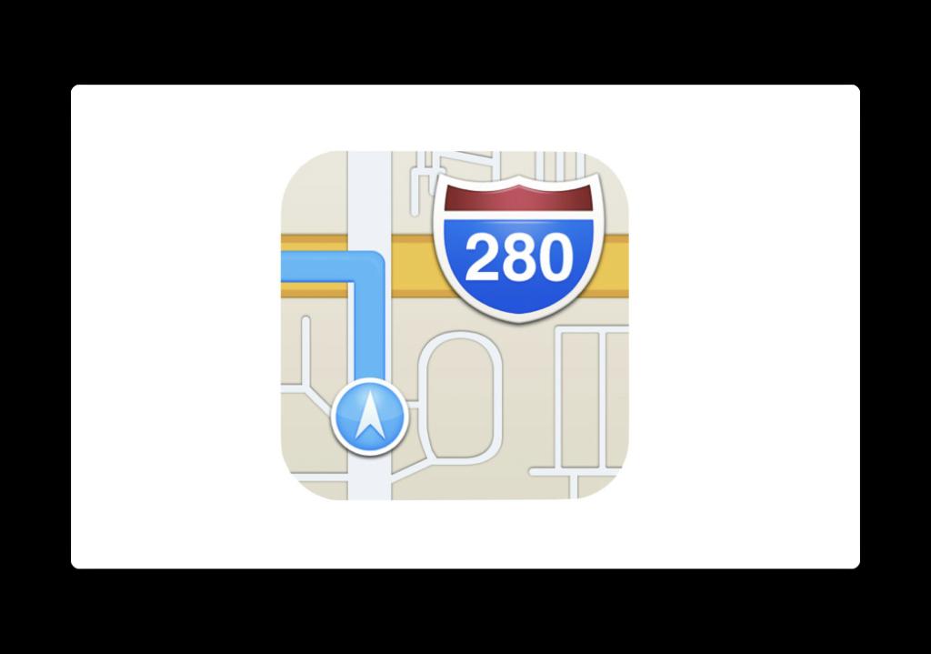 ナビゲーションマーケットで、Googleマップが67%を占める中、Appleマップは11%
