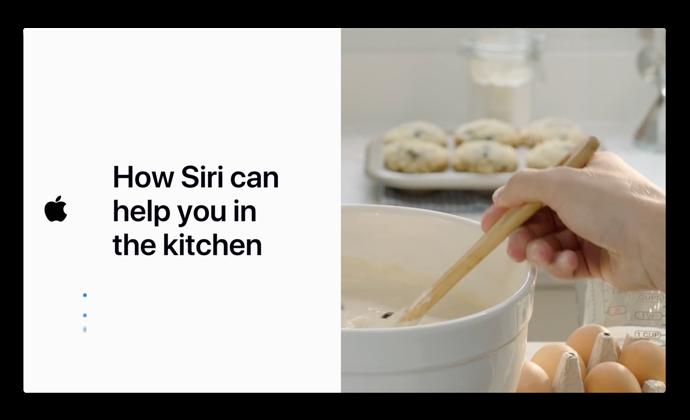 Apple Support、「Siriの使用方法」に関するハウツービデオ2本を公開