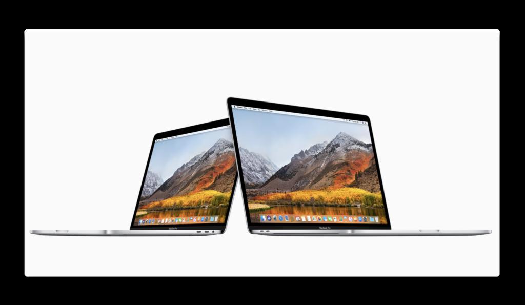 Apple、MacBook Proをアップデートし、最大6コア・最大32GBのメモリを搭載