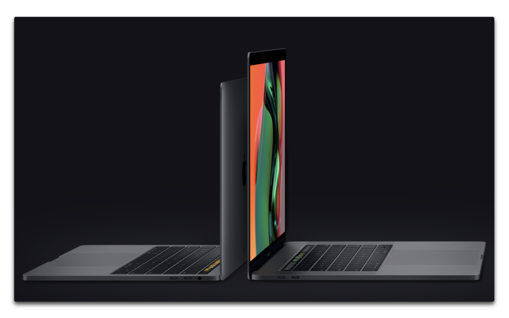 Primate Labs、MacBook Pro 2018のベンチマークを公開
