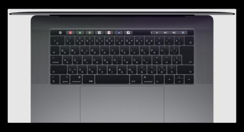 Apple、第3世代のバタフライキーボードはMacBook Pro 2018 専用
