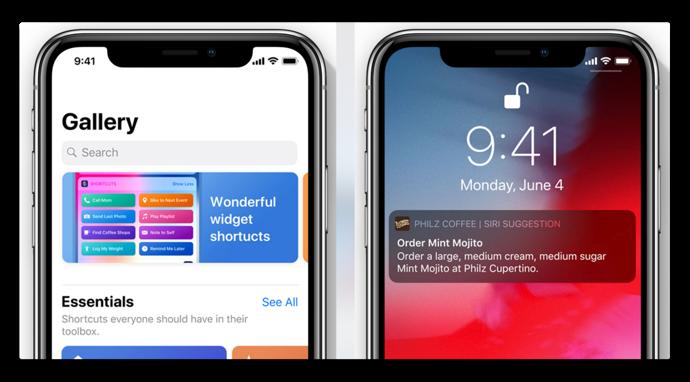 Apple、iOS 12のショートカットアプリのテストをTestFlight経由で開発者に公開