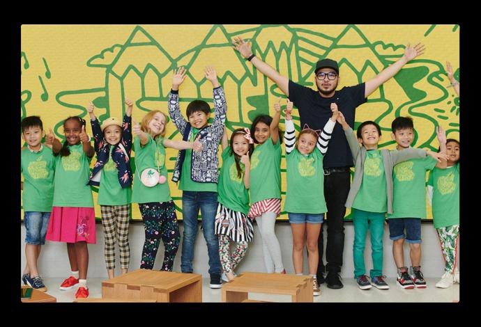 Apple Japan、8〜12歳の子ども向けの「サマーキャンプ」の受付を開始