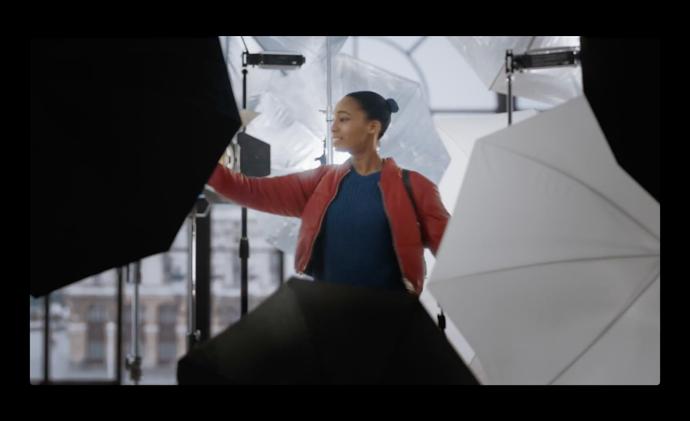 Apple Japan、ポートレイトライティングにフォーカスした新しいCF「スタジオをポケットに」を公開