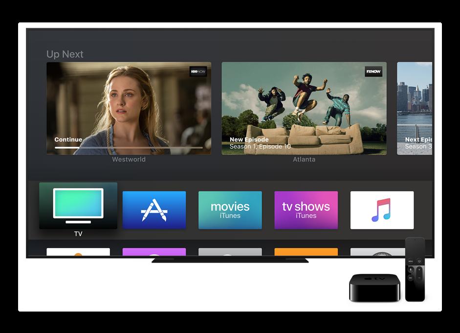 Apple、「tvOS 11.4.1」正式版をリリース