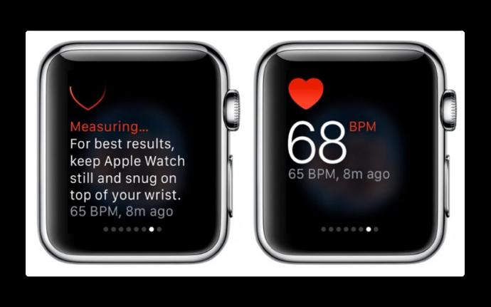 Apple、新しいフィットネスセンサーの健康データを処理するためチップの開発を強化