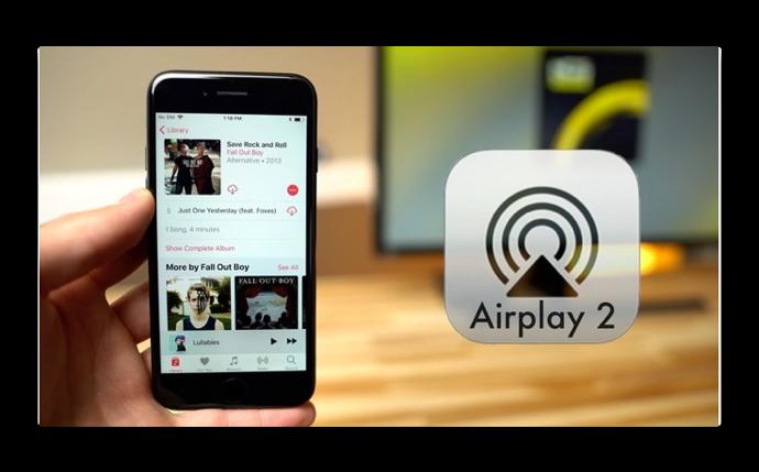 AirMac Expressファームウェアアップデートにより、AirPlay 2およびHomeアプリのサポートが追加される