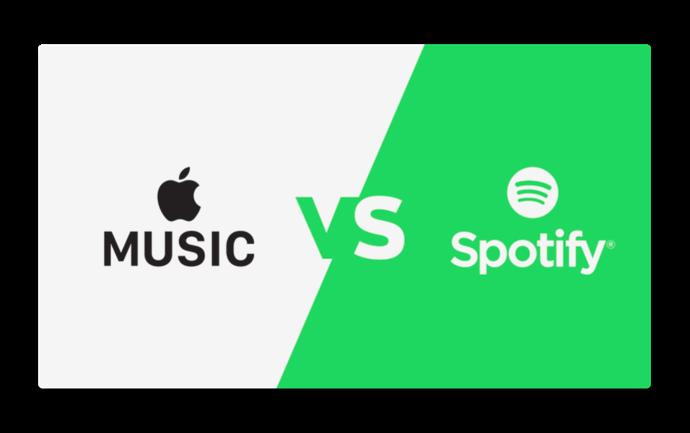 Spotify、Apple Musicの脅威に直面してSamsungと結びつく