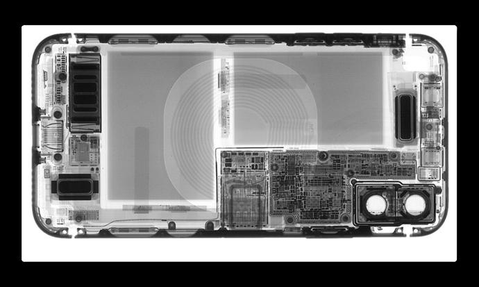 iPhone 2018は、銅コイルに切り替えることで、より高速でより効率的なワイヤレス充電を実現