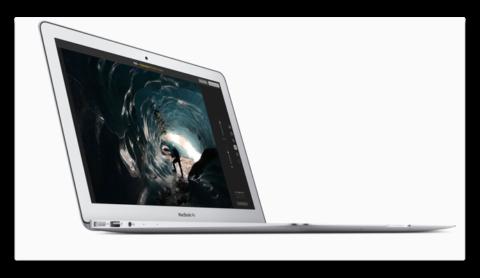 Apple、第3四半期末(9月ないし10月)に新しいMacBook Airをリリースする予定