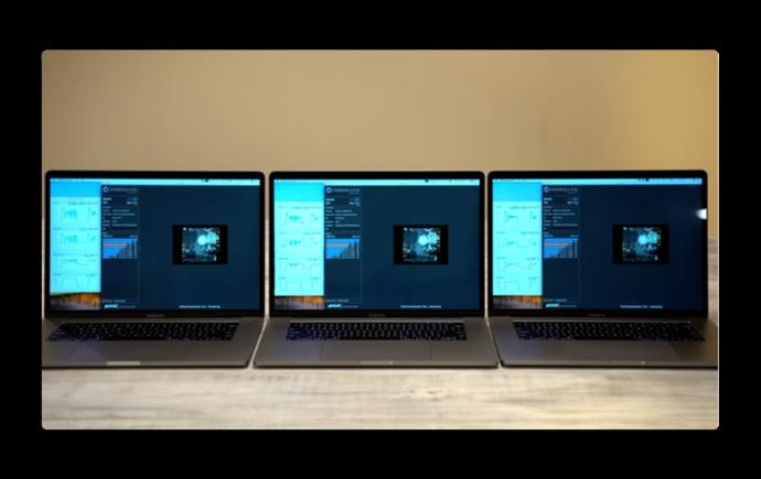 15インチMacBook 2018 Touch barの3モデルをベンチマーク比較、お薦めモデルは?