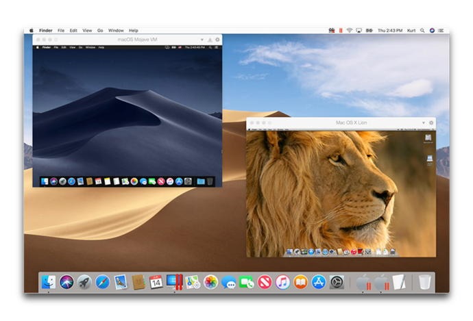 macOS Mojaveをサポートした、仮想化アプリParallels Desktop 14がリリース