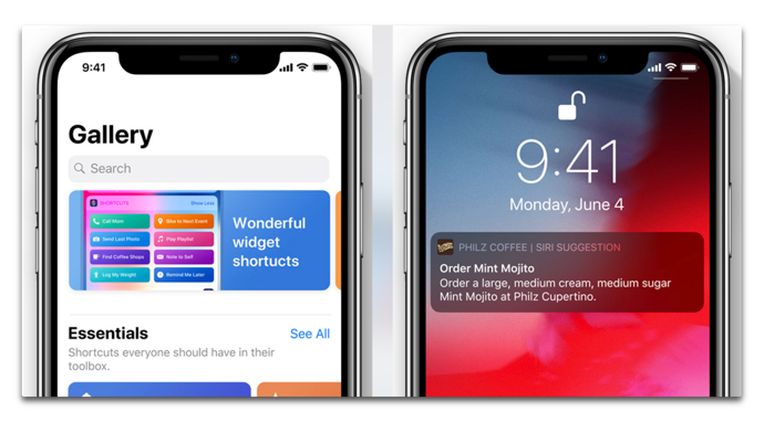 Apple、「Siri Shortcuts beta 2 (1A31)」を開発者にリリース