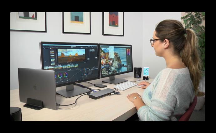 Sonnet、デュアル4Kディスプレイ対応の「Echo 11 Thunderbolt 3 Dock」を発表