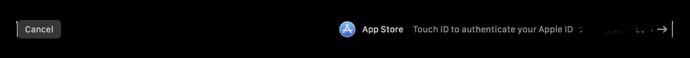 Touch Bar Mac App Store 001