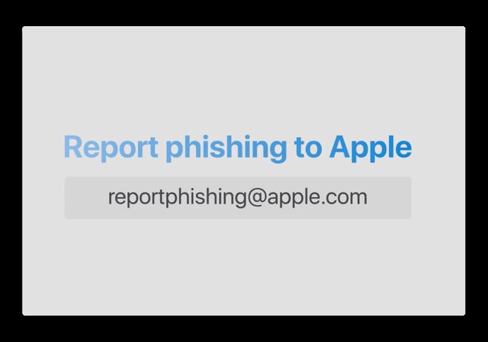 Apple Support、「フィッシングの特定、回避、および報告方法」のハウツービデオを公開