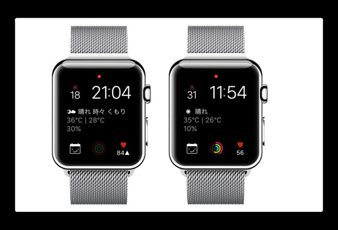 Apple Watch、コンプリケーションがグレーアウトした時の対処方法