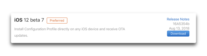 IOS 12 beta 7 001