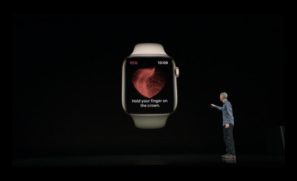 Apple Watch Series 4の心電図(ECG)機能は、スペシャルイベントの1日前にFDA認可を受る