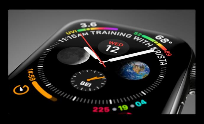 Apple Watch Series 4、豊富なコンプリケーションについて知っておくべきこと