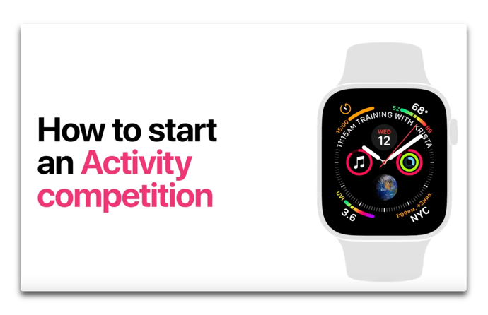 Apple、Apple Watch Series 4の使用方法にフォーカスしたビデオ3本を公開