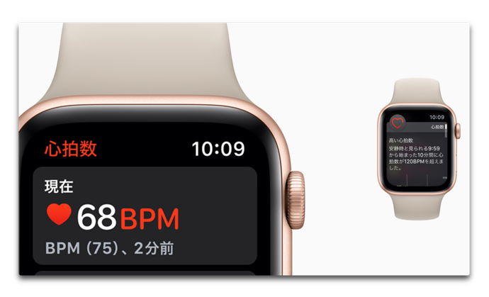 Apple Watch Series 4 heart rate 001 z