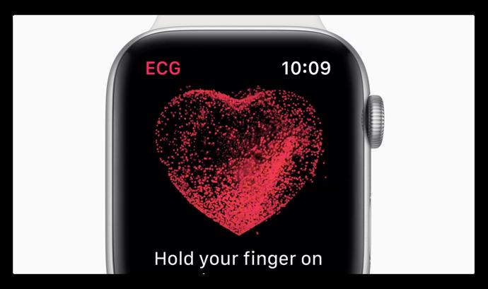 Apple Watch Series 4の心電図(ECG)は日本では利用出来ない
