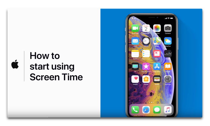 Apple Support、「スクリーンタイム」に関するハウツービデオ2本を公開