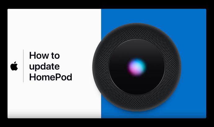Apple Support、「HomePod」と「Apple Watch」をアップデートする方法のハウツービデオを公開