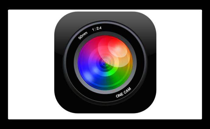 【iOS】高画質マナーカメラ「OneCam」、 iPhoneX, XS, XS Max, XR, iOS12に対応した5.9.8をリリース