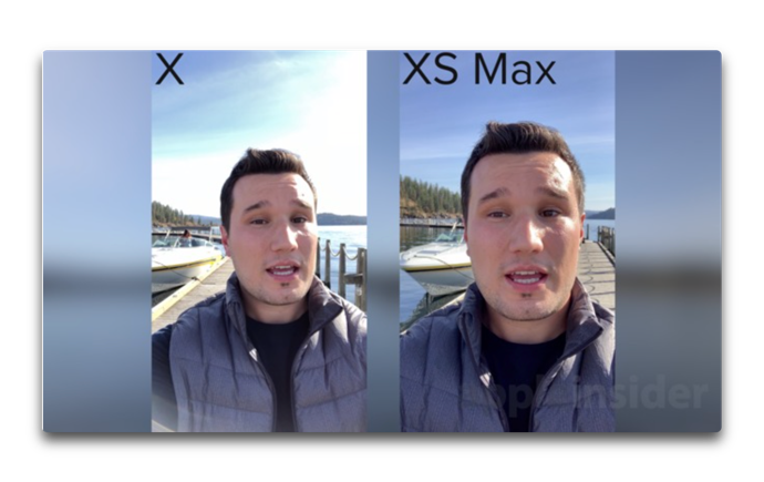 IPhone XS Max video 001 z