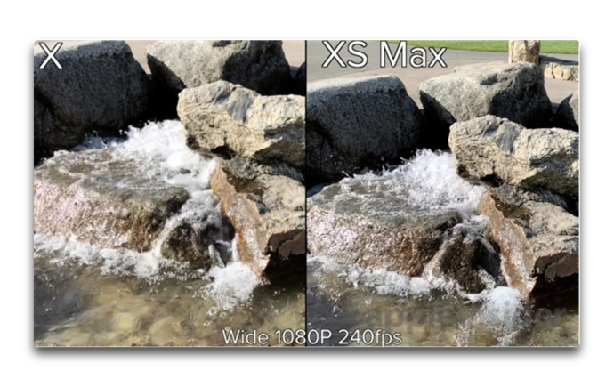 IPhone XS Max video 008