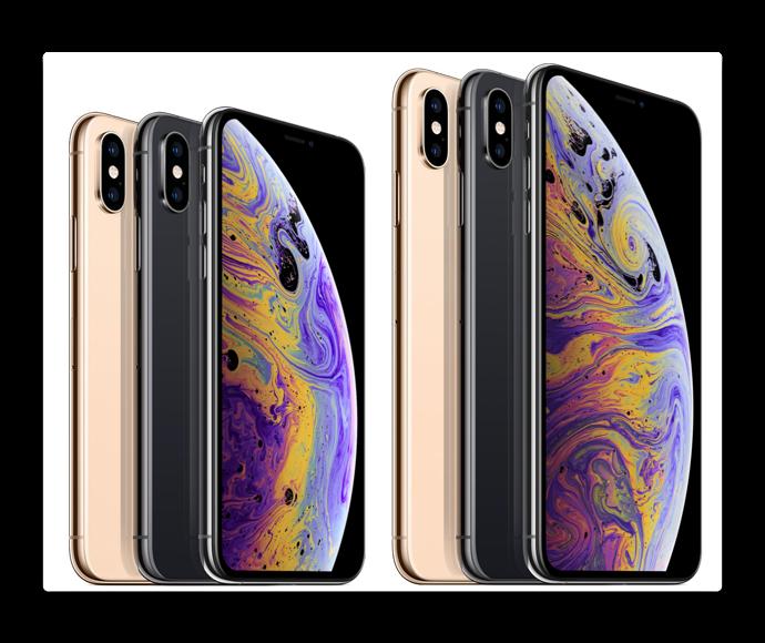 iPhone XS/XS Max ほぼ全てのモデルで、本日Apple Storeでピックアップ可能