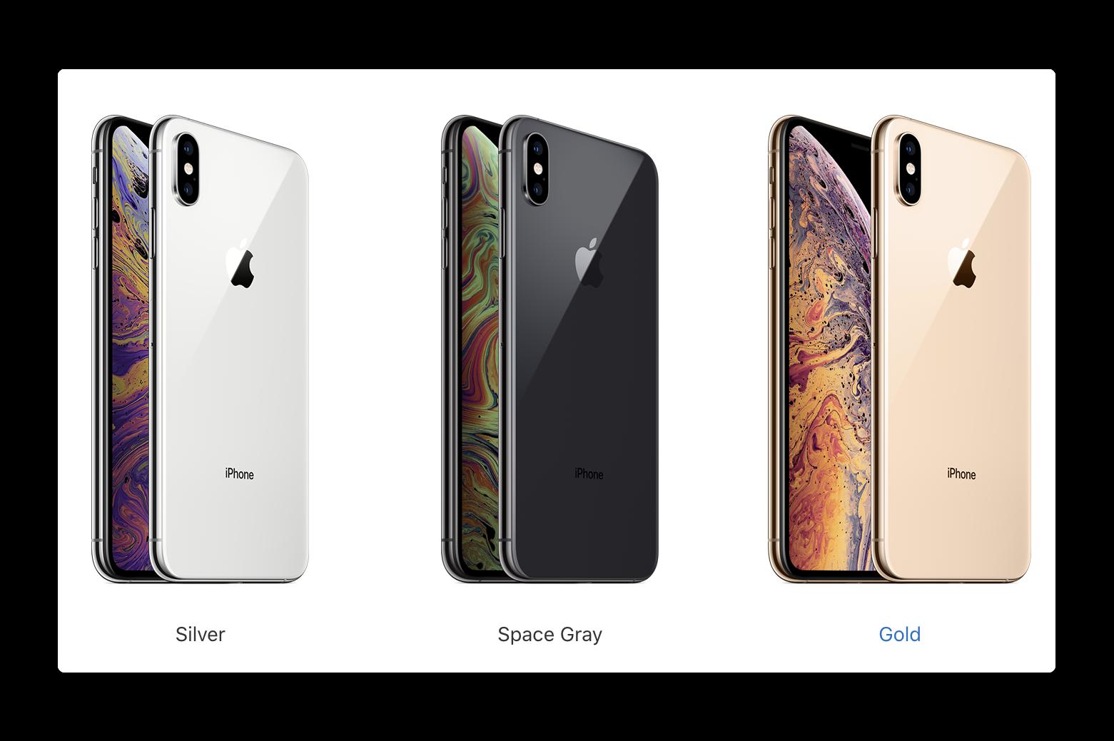 iPhone XS Maxの生産コストはビックリするくらい低い