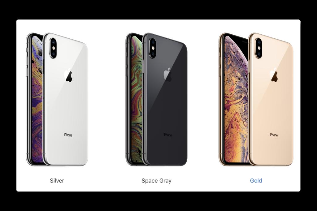 iPhone XS Maxの需要は、過去のPlusの比率を上回っている