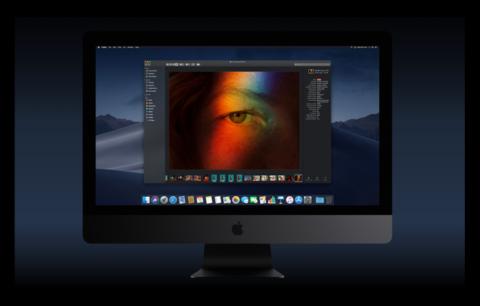【macOS Mojave:新機能】ダークモードとダイナミックデスクトップとは、その設定方法