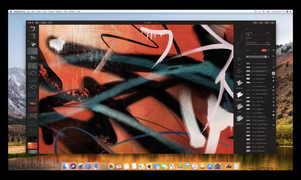 【Sale情報 / Mac】画像編集アプリケーション「Pixelmator Pro」が期間限定で半額セール中